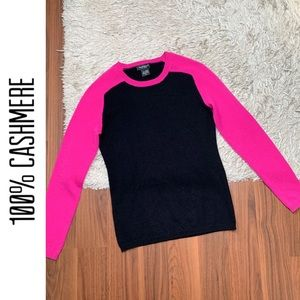 🆕 NWOT 100% Cashmere Lord & Taylor Sweater